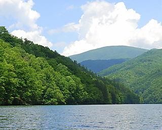 Calderwood Lake view
