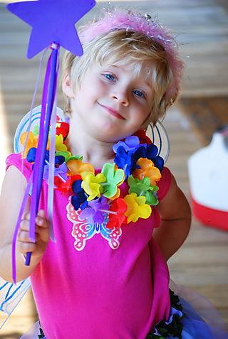 Fairy Princess smug