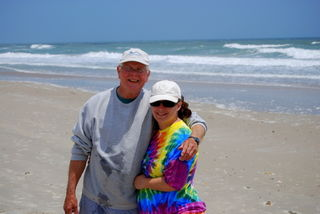 Me & Dad at Topsail