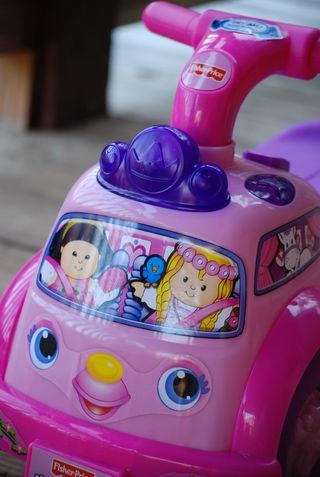 Barrett's Ride-on Toy