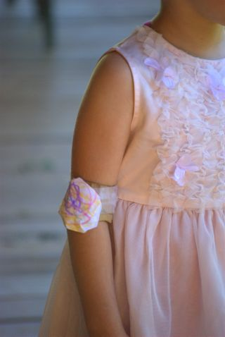 Princess arm band