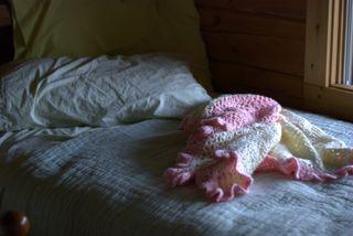 Owen's bed
