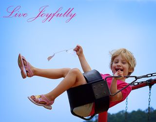 Live joyfully