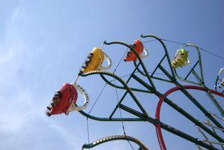 47-year-old Ferris Wheel