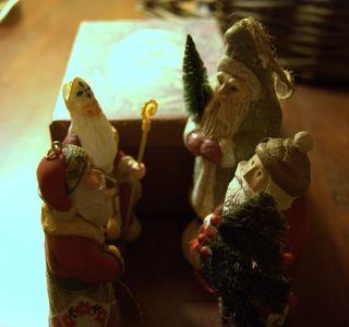Santa conference