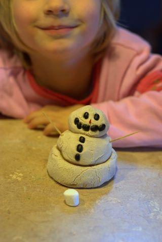 Owen's snowman