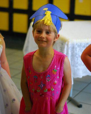 Owen's Kindergarten graduation